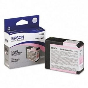 Epson väri T5806, light magenta