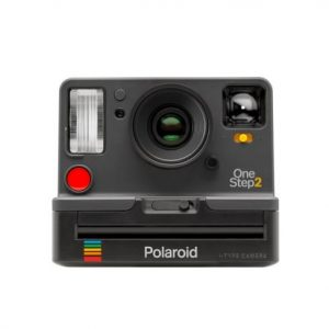 Polaroid Originals Onestep 2 VF, grafiitin harmaa