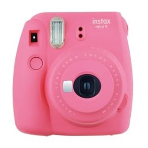 Fujifilm instax mini 9, Flamingorosa