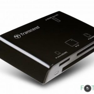 Transcend USB 2.0 Card Reader