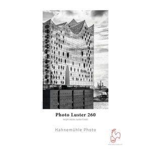Hahnemuhle Photo luster 260g A3+