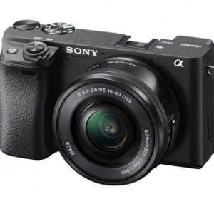 Sony a6400 + SEL 16-50mm f/3.5-5.6 PZ OSS
