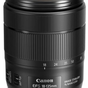 Canon EF-S 18-135mm f/3.5-5.6 IS NANO USM (BULK-PAKATTU)