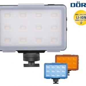 Dörr Mini VL-12 S -LED-valaisin