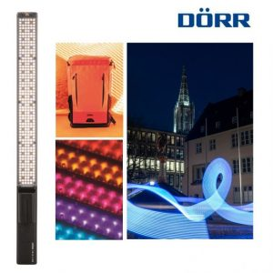DÖRR strip- maalausvalo DSL-40 RGB LED
