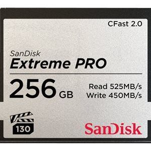 SANDISK Extreme Pro CFAST 2.0 256GB 525MB/s VPG130