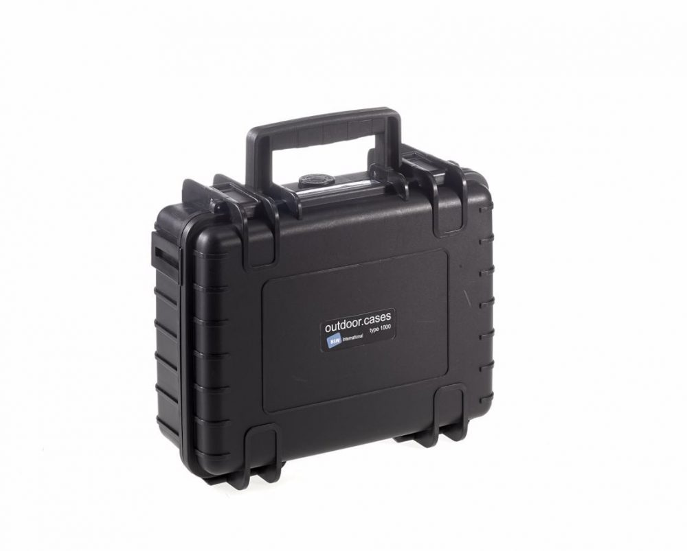 B&W OUTDOOR CASES BW OUTDOOR CASES TYPE 1000 BLK RPD DIVIDER SYSTEM