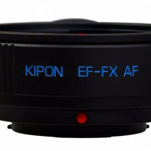 KIPON Adapter for Fuji X Body EF-FX AF