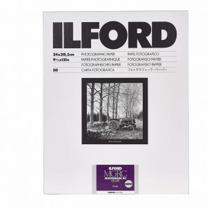 Ilford 24x36 multigrade RC 44 Pearl